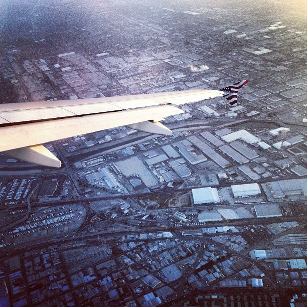 Лос-Анжелес! (05.03.2013)