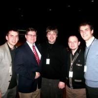Фото с дорогими друзьями на конференции в Ванкувере!