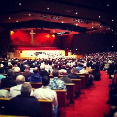 Пасторская конференция в Лос-Анжелесе (7.03.13)