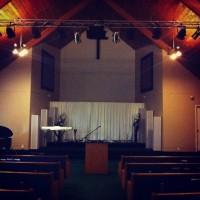 Церковный зал